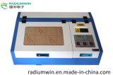 Estampille 3020 faisant la mini machine de découpage de laser pour le bois
