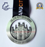 고대 완료, Cusotmized 스포츠 메달을%s 가진 공급 3D 마라톤 Medaillen