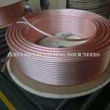 El nivel de ASTM B68 enrollaría el aislante de tubo de cobre para el acondicionador de aire de la fractura