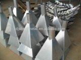 端正なステンレス鋼の溶接