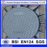 円形のマンホールカバーおよび円形フレームD400 Dia850