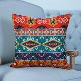 Ammortizzatore/cuscino decorativi della stampa di Digitahi con il reticolo geometrico di Ikat (MX-05)