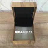 Высокая ранг деревянная как коробка подарка упаковки бумаги вахты
