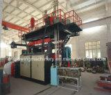 Machine 5000L de soufflage de corps creux d'extrusion de réservoir d'eau de HDPE