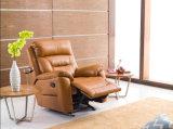 Nuevo sofá del cuero del diseño de los muebles (782)