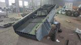 ZSW 3 capas tamiz vibratorio para la mina de cobre