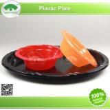 Plate di plastica con Color
