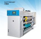 Karton Machine für Flexo Printer Slotter Die Cutter&Folder Gluer Stitcher