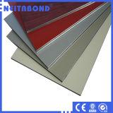 4mm Fr 구부릴 수 있는 알루미늄 합성물을%s 가진 외부 빌딩 ACP