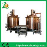 Fornitore della strumentazione di fermentazione della fabbrica di birra della macchina di preparazione della birra direttamente