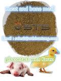 Het eiwit Vlees van het Poeder en Beendermeel voor Veevoeder