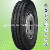 O caminhão de China monta pneus o pneumático de aço dos pneumáticos radiais do tipo do triângulo da fábrica (11.00R20)