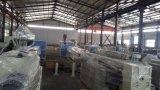 Chaîne de production en bois en plastique de profil de PE avec du CE certifié (SJ75/33)