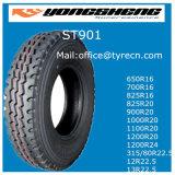 Vollständiger Verkauf des Fertigung-preiswerter LKW-Reifen-Bus-Reifen-13r22.5