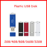 привод вспышки USB ABS диска 128g USB3.0 Pendrive u пластичный