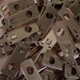Stahl, Edelstahl, Aluminium, kupfernes Teil-Metallstempeln
