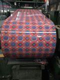 Neuer Entwurf strich galvanisierte Stahlring-Blume PPGI an der Qualität vor