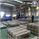 Placa laminada a alta temperatura ASTM 321 do aço inoxidável