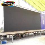 직업적인 P10 임대 옥외 LED 스크린 전시
