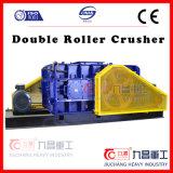 大きい容量と押しつぶす二重ローラーのための石灰岩の石炭の鉱石粉砕機