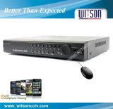 Télévision en circuit fermé DVR Recorder (W3-D3316HT) de Vrai-temps de Witson HD High Resolution 16CH D1