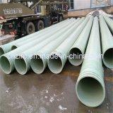 Precio del tubo del plástico reforzado fibra de vidrio de FRP GRP