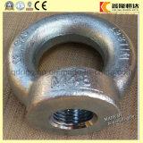 Noix M46 d'oeil d'acier inoxydable de prix usine