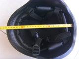 Casco militare nero della prova del richiamo di Nij Iiia di colore