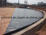 0.8mm 1mm schwarze EPDM Teich-Zwischenlage-Becken-Zwischenlage-Dach-Membrane