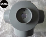Soem-Aluminiumlegierung-Sand-Gussteil für Ventil-Teile mit Farbanstrich