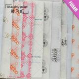 Papel de tejido coloreado del embalaje de regalo