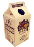 jus du lait 450ml/crème/vin/yaourt/carton/cadre triangulaires de l'eau
