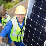 Comitato solare flessibile della pellicola sottile del modulo solare semi flessibile del comitato solare 100W 18V di prezzi attraenti