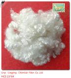 Material de enchimento altamente elástico PSF de Hcs da fibra de grampo de poliéster