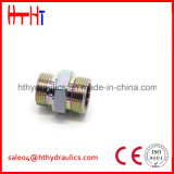 1c-Rnw/1d-Rnw 미터 남성 중국 유압 호스 접합기 공장에서 24대 정도 콘 탄소 강철 접합기