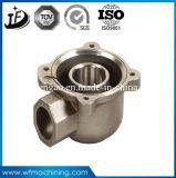 中国の機械工場からの黄銅または鋼鉄または合金またはアルミニウム機械で造られるか、または機械化の部品