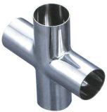 Figura 8 flangia in bianco dell'acciaio inossidabile per l'accessorio per tubi