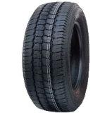 Neumático del vehículo de pasajeros de la estrella doble, neumático de la polimerización en cadena, 175/70r13, 205/65r15