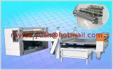 単一の直面された段ボールのための回転式スリッターカッター
