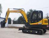 Excavador CT60-8A, excavador de la alta calidad