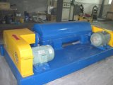 Centrifugeuse de asséchage de décanteur de cambouis complètement automatique dans l'industrie chimique