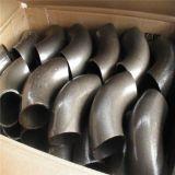 Cotovelo Sch40 do verniz do aço sem emenda Lr/Sr (ZH-001)