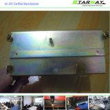 Fabrication faite sur commande de tôle d'en cuivre en métal