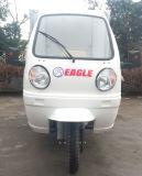 Triciclo del policía motorizado de tres