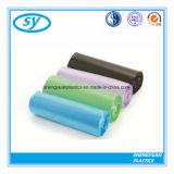 Plastikmehrfarbenwegwerfabfall-Beutel