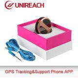 Unireachからの装置を追跡する個人的なGPS