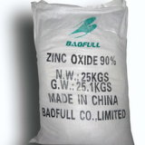 Calcined Grade of Zinc Oxide for Ceramic