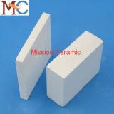 placa de fibra cerâmica da alumina de 1600c 1800c