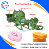 100/300/500/800/1000/2000 Kg / H Soap Lavanderia Bar Soap Making Machine Sale África