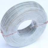 Cuerda de alambre de acero antioxidante galvanizada cubierta PVC/PA/PP de Nylon/PE/